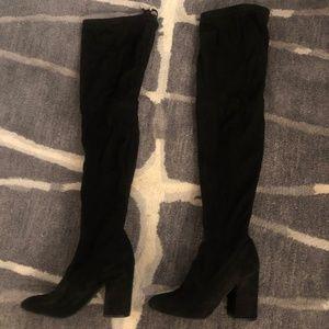 Steve Madden Norri G Over-The-Knee Boots
